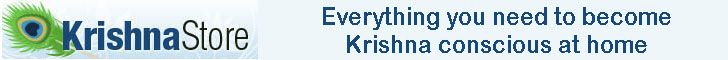 Everything you need to become Krishna conscious at home