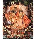 Sri Radha Kunjavihari - Devasadana Mandir - Detroit, Michigan