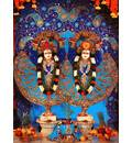 Sri Sri Gaura Nitai - Baroda, India