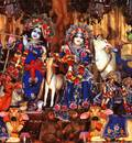 Sri Sri Radha Gopinatha - Chowpati, Mumbai, India