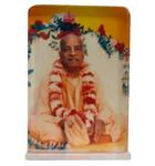 Acrylic Stand -- Srila Prabhupada on a Vyasasana