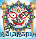 Balarama Stickers (Pack of 20)