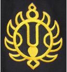 Tilak-Chakra Sports Patch