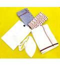Devotee Cotton Cloth Kit -- 5 Piece Set