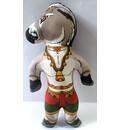 Dhenukasura the Donkey Demon Doll -- Childrens Stuffed Toy