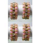 Deity Bracelets -- Colored Pearls