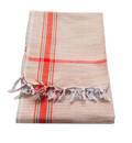 Gamcha, Heavy Khadi -- Traditional Indian Bathing Towel