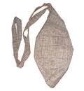 Jute / Cotton 4 Pocket Standard Size Bead Bag