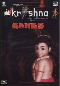 Krishna Computer Games CD-ROM