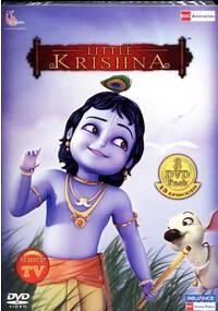 Little Krishna TV Series 3 DVD Pack
