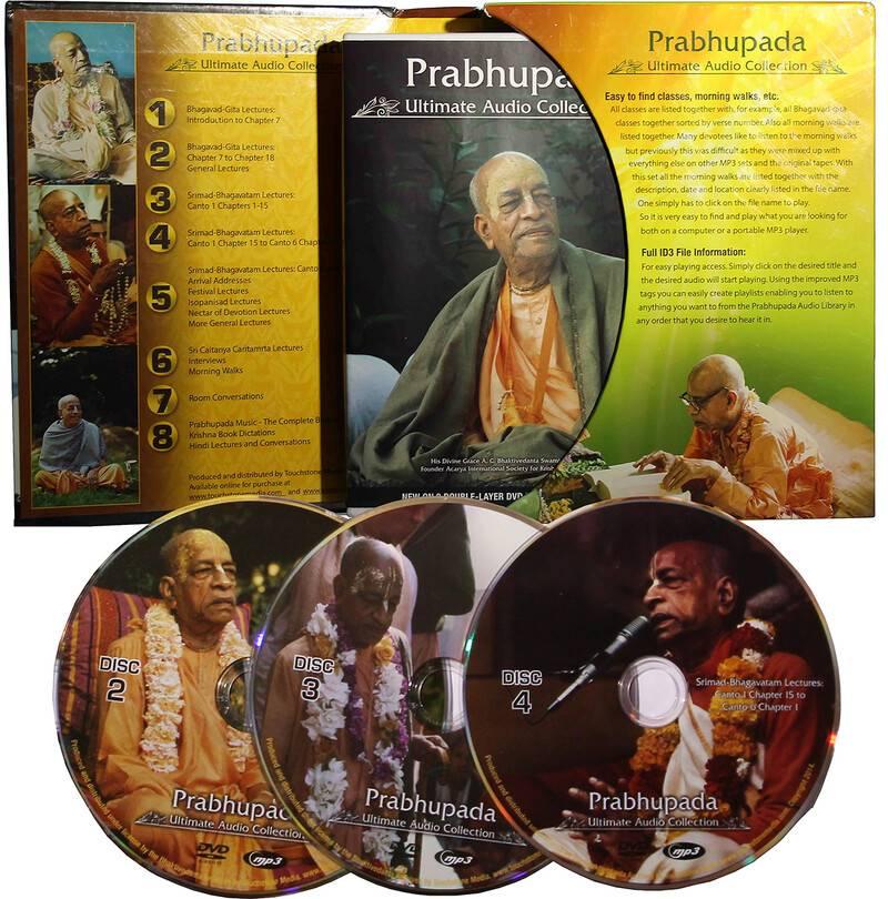 Krishna Book Audio