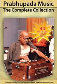 Prabhupada Kirtans and Bhajans -- The Complete Colletion