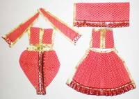 Simple Night Dress for Radha Krishna Deities