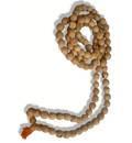 Round Tulsi Japa Beads
