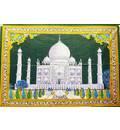"""Wall Hanging -- Taj Mahal in Agra (30""""x40"""")"""