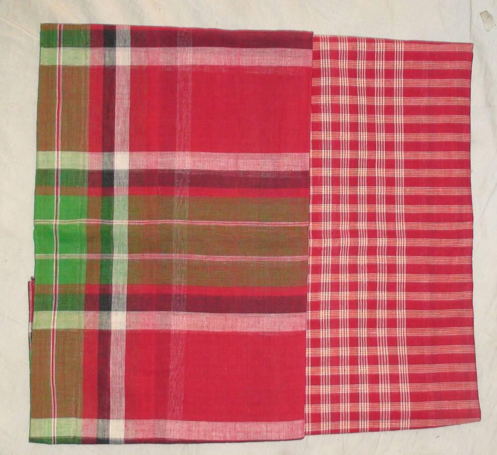 Gamcha, Bengali cotton -- Traditional Indian Bathing Towel