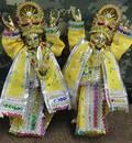 Gaura Nitai Deity Clothes & Jewelery