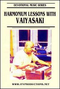 Harmonium Lessons with Vaiyasaki dasa & Visnujana Melodies DVD