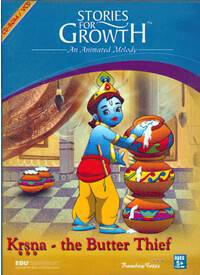 Krishna the Butter Thief (Children's DVD)