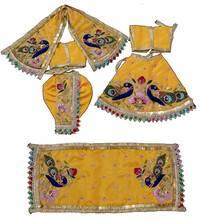 Deluxe Radha Krishna Deity Clothes