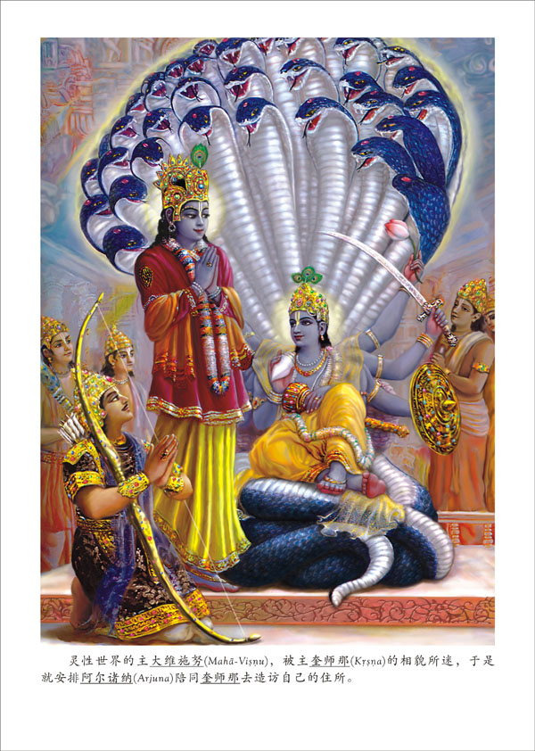 Chinese Srimad Bhagavatam 2nd Canto Set Of 2 Books
