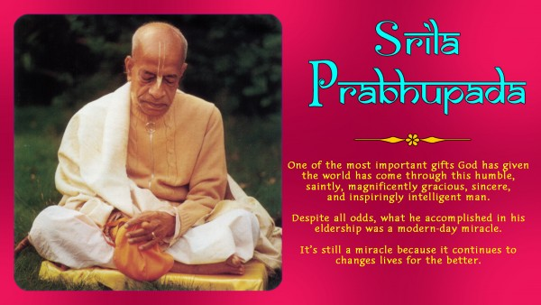 WONDERFUL AND WISE - SRILA PRABHUPADA LILARMTA AS IT IS
